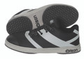 "Jill - CrossKicks Black/Grey 1/8"" Flex Perimeter Slider"