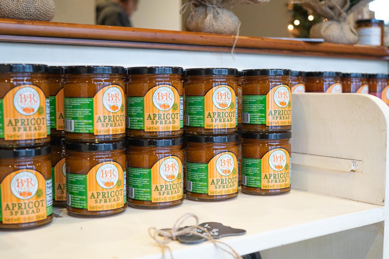 Apricot Spread: New name, same delicious recipe as 'Apricot Preserve'