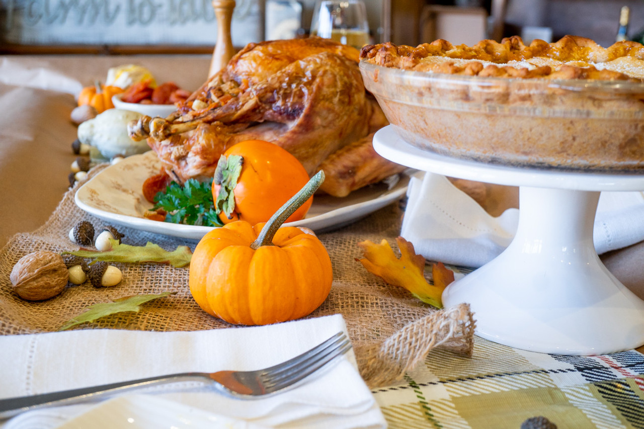 Apricot Inspired Thanksgiving Recipes From B & R Farms