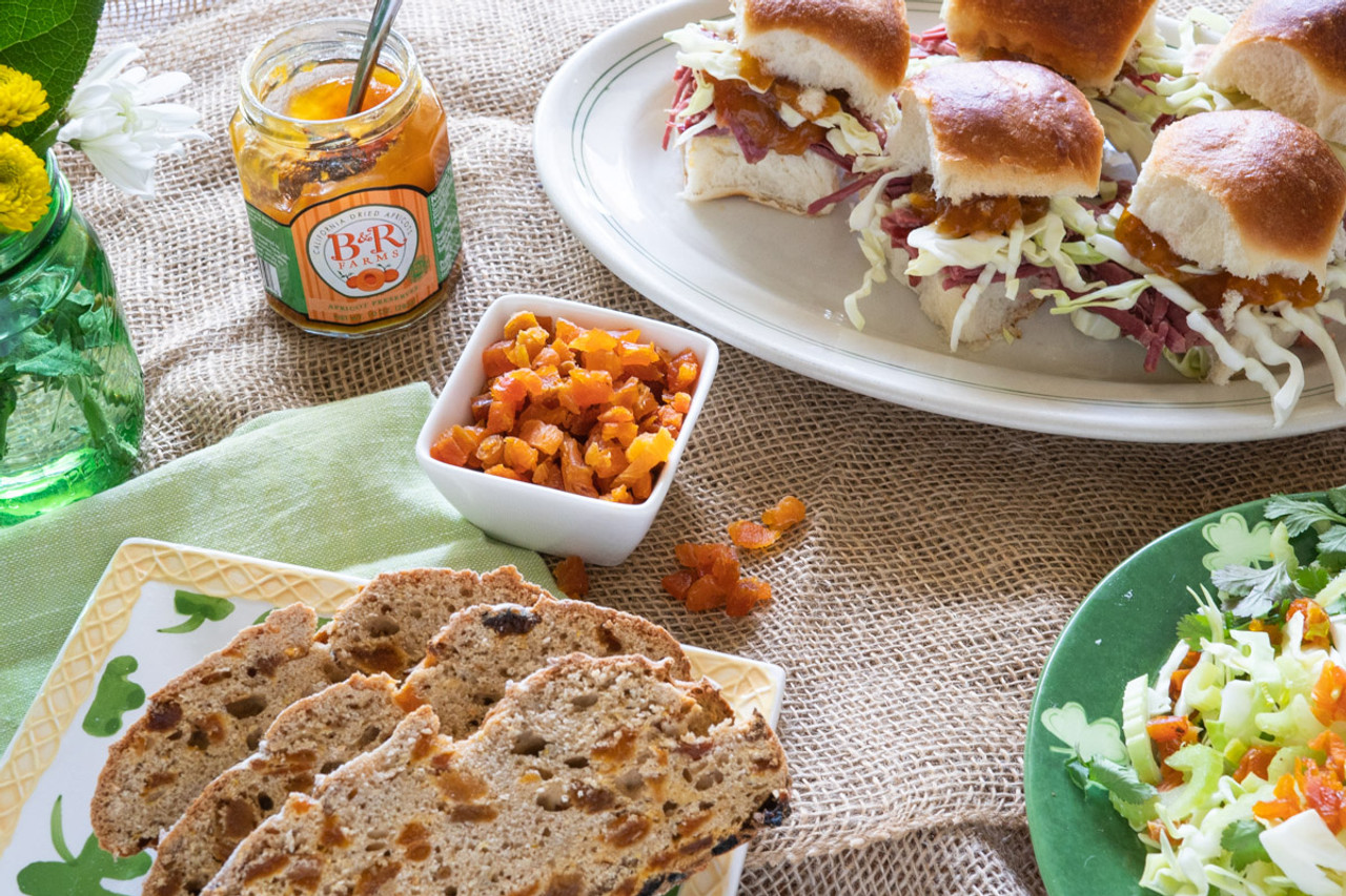3 Must-Try St. Patrick's Day Blenheim Apricot Recipes