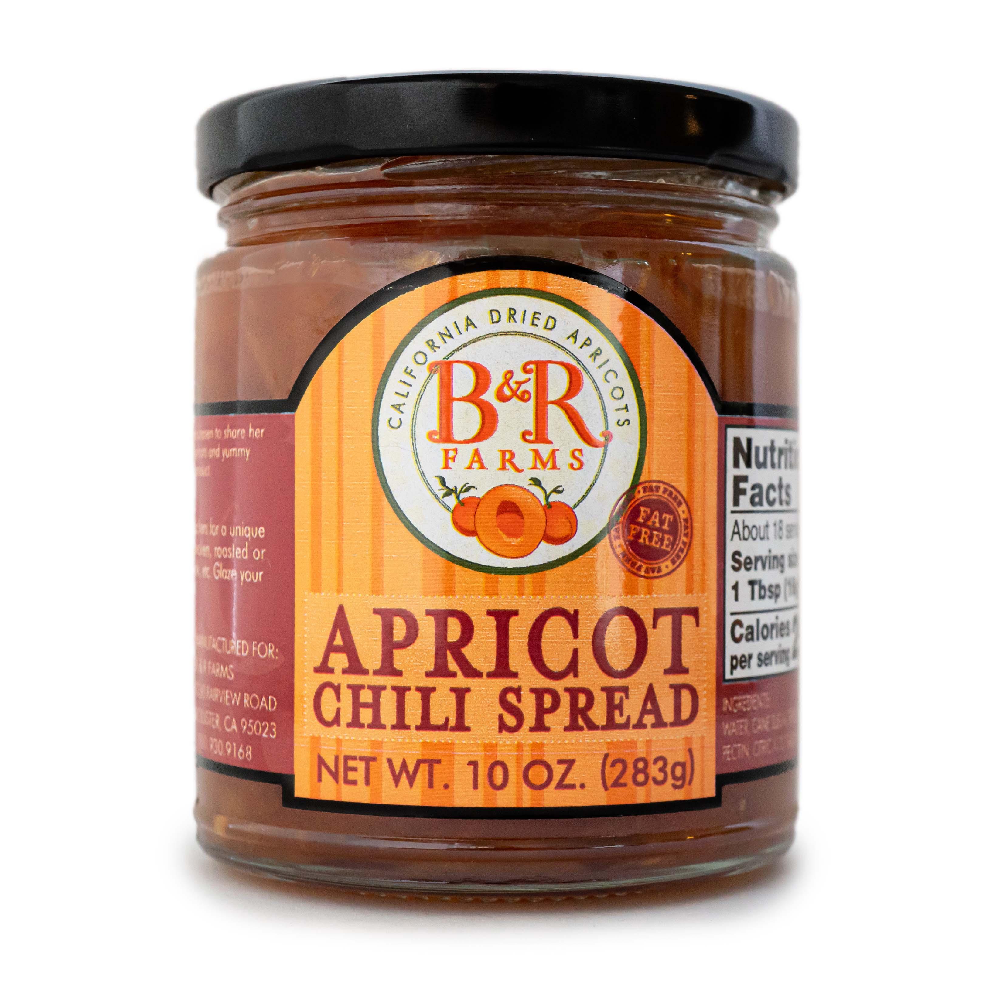 Apricot Chili Spread