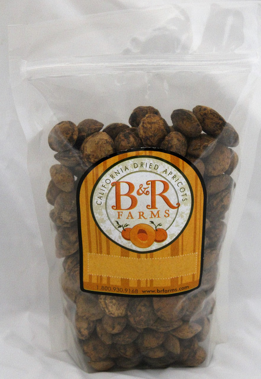 SALE! Blenheim Sun-Dried Apricot Seeds, In Shell (usually $5.99)