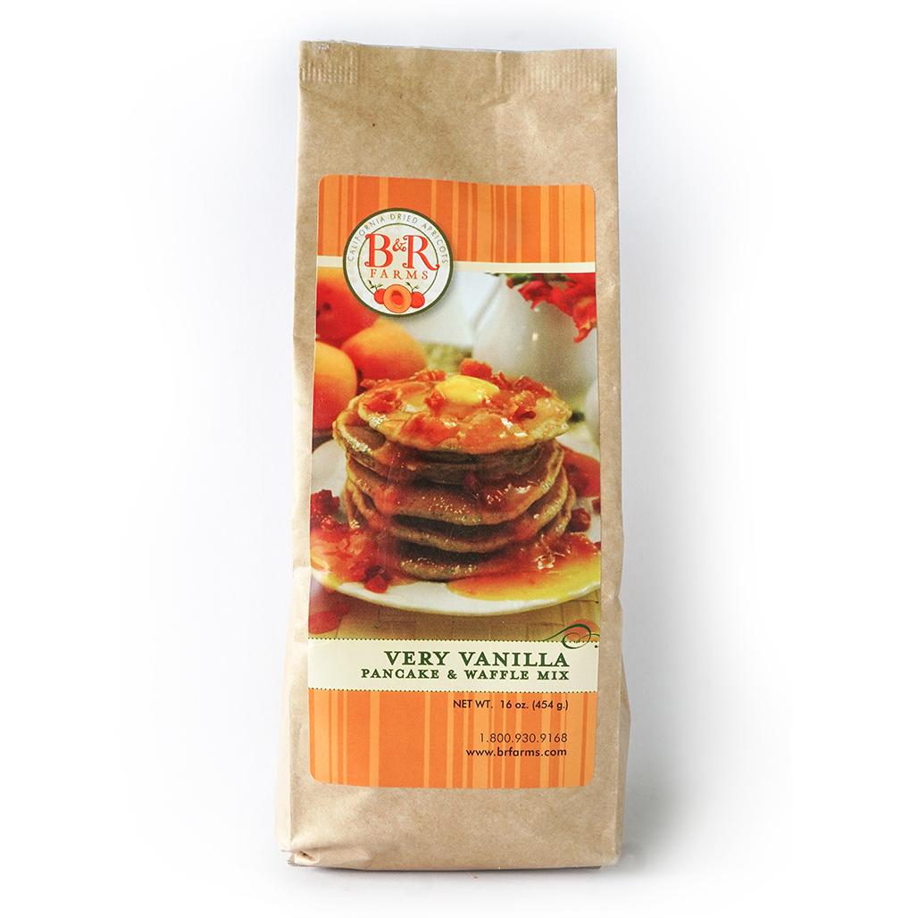 Very Vanilla Pancake & Waffle Mix 16oz