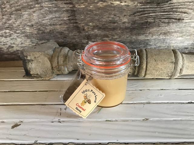 Bee-Wise Honey Creamed - 10 oz.