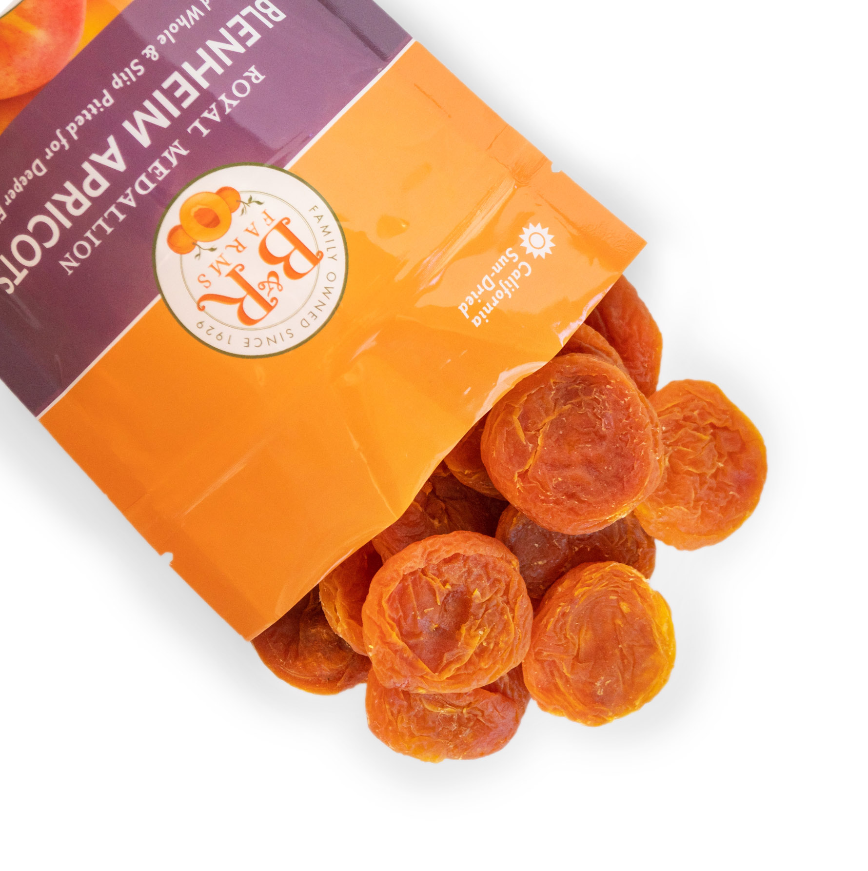 Royal Medallions - Slip Pit Dried Apricots