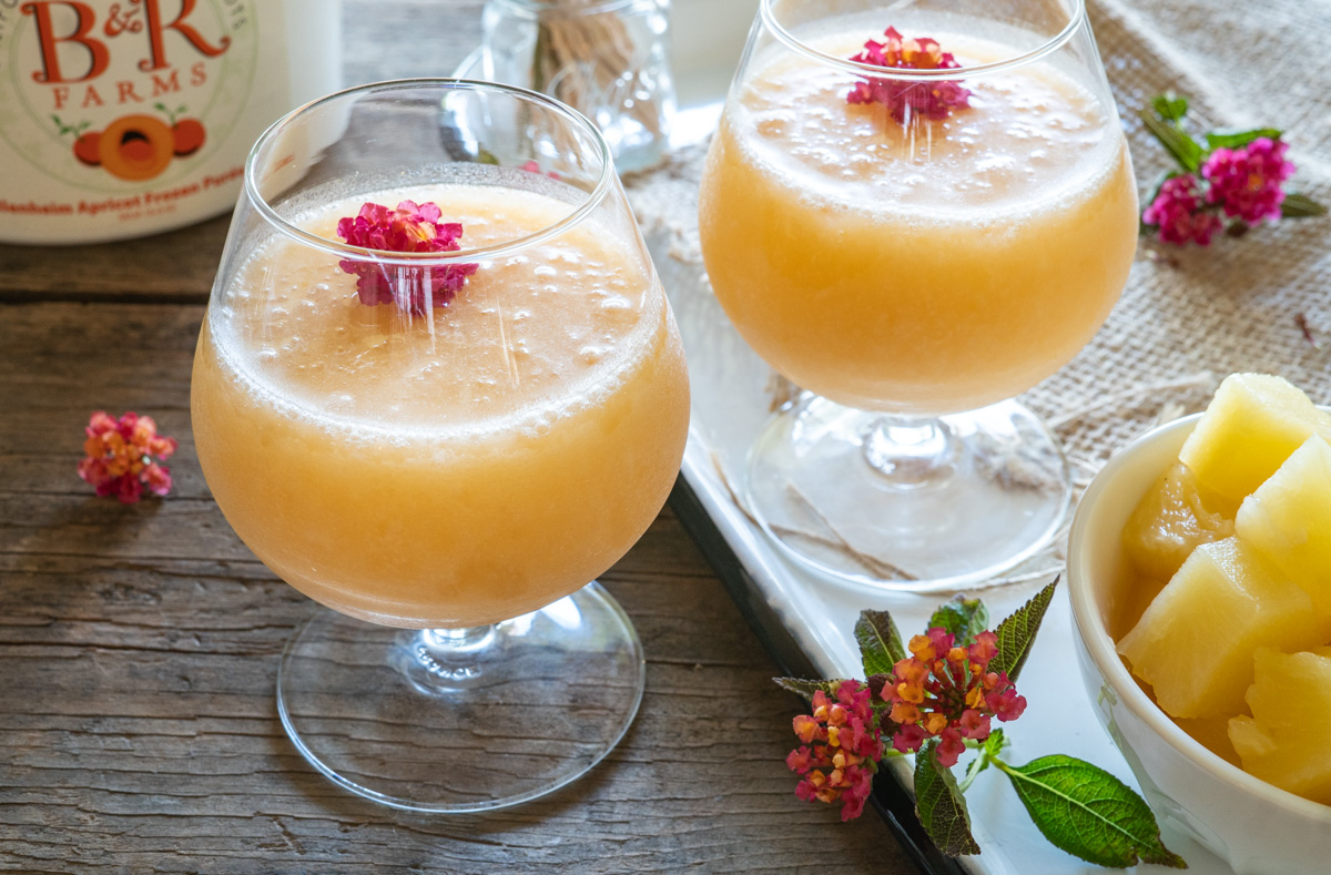 Apricot-Colada-With-Apricot-Puree