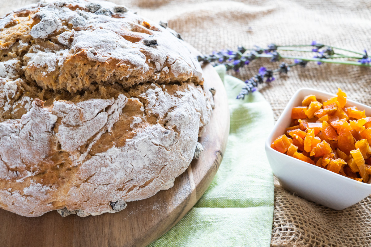 Apricot Soda Bread Recipe