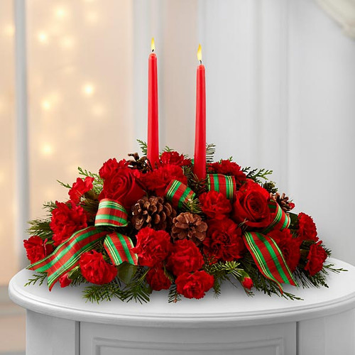 Centerpiece FTD Holiday Classics