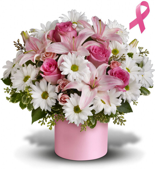 Pink Hope and Courage Bouquet