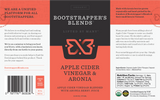 Apple Cider Vinegar & Aronia Berry Blend