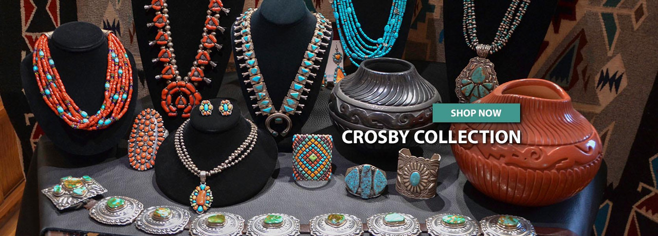 Shop the Crosby Collection Jewelry