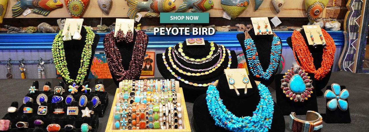 Shop the Peyote Bird Collection