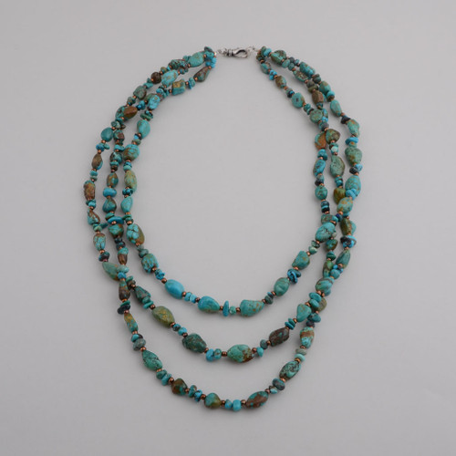 Turquoise Necklace Navajo