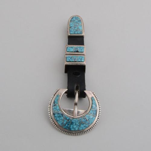 Very elegant Turquoise ranger set.
