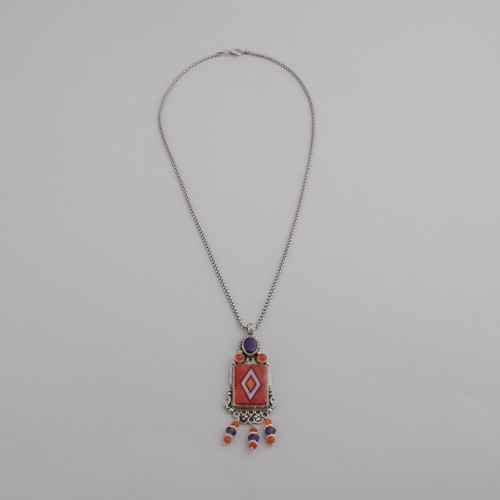 Elegant pendant that will dress up or down!