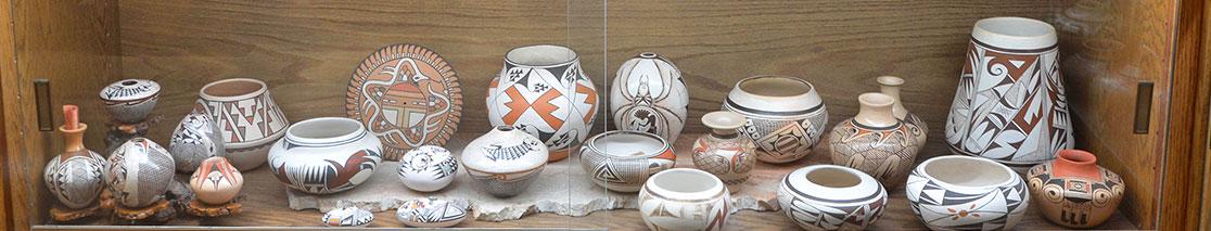 Pottery Shelf Bottom