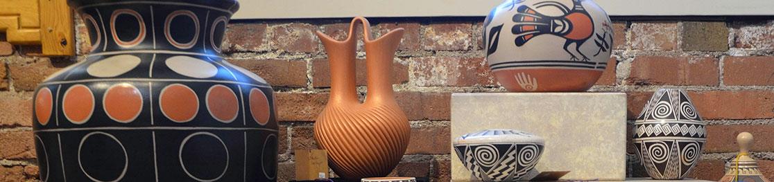 Pottery Shelf Top
