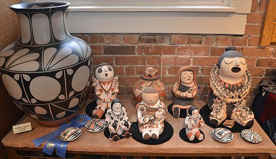 Pottery Storytellers