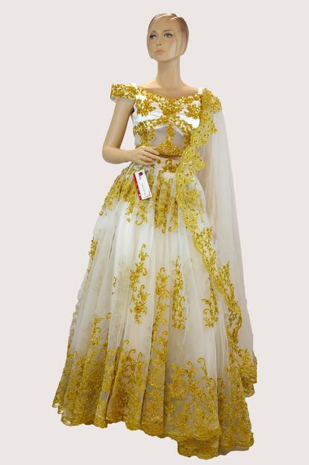 Bridal Gown (L0159)