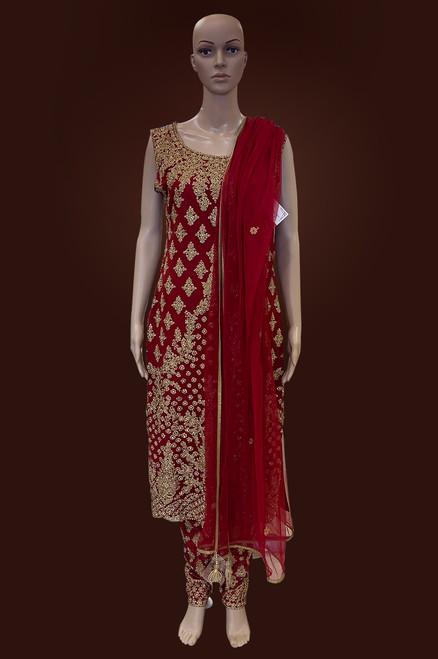 Designer Dress ( D1013 )