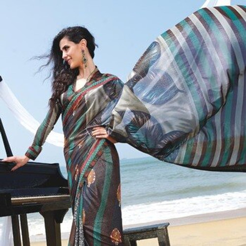 Eternal Beauty Saree (S1114)