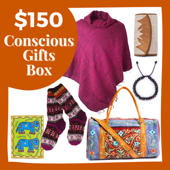$150 Conscious Gifts Box