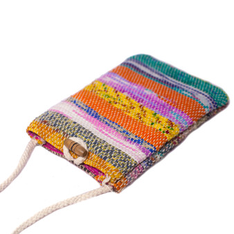 Recycled Phone Case Purse