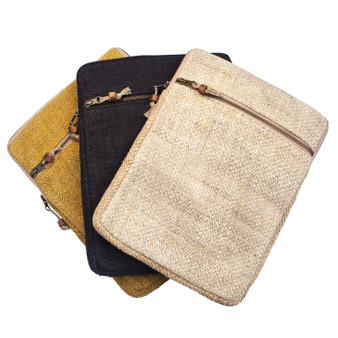 Organic Hemp Laptop sleeve