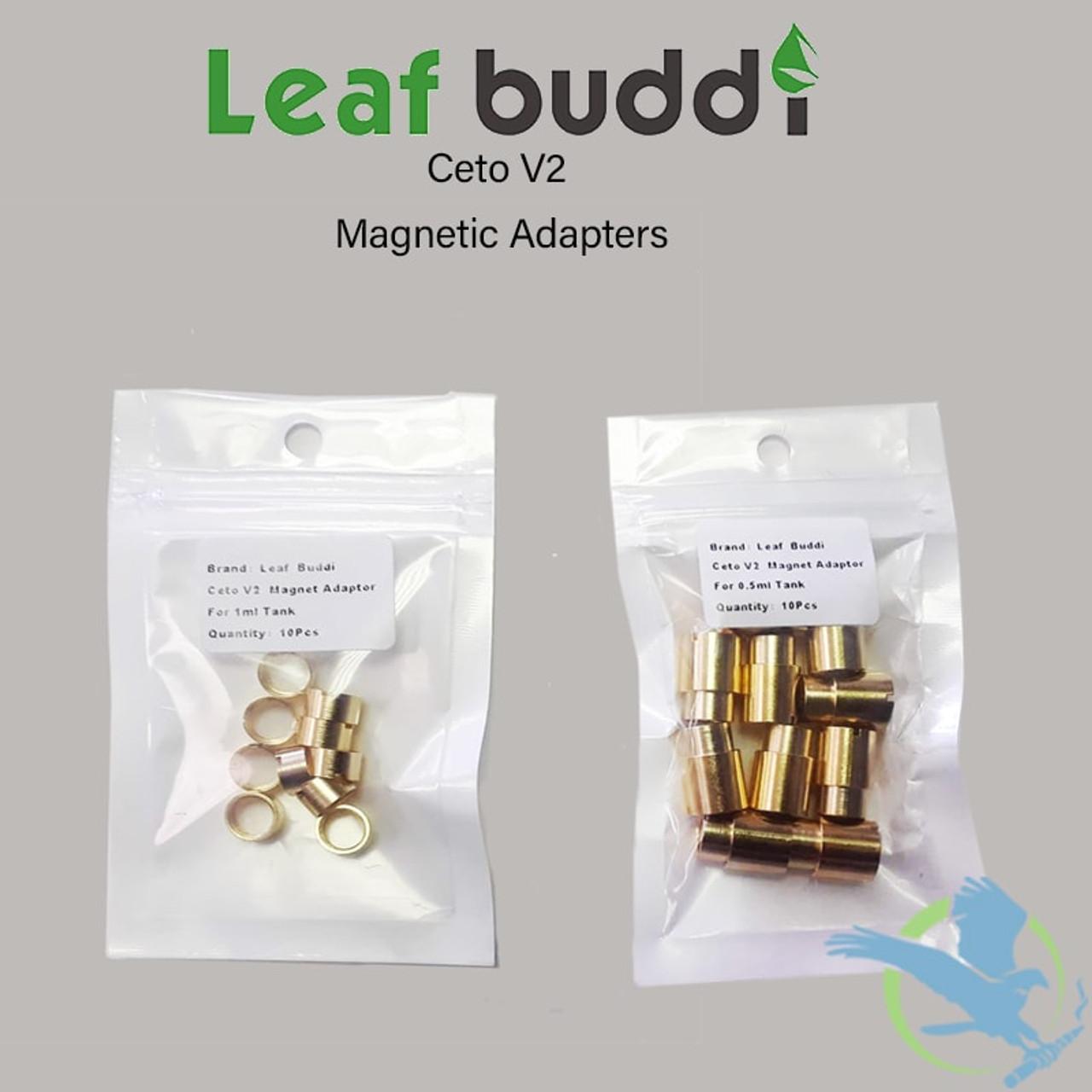 Leaf Buddi Ceto V2 Magnet Adapter - Pack of 10 (MSRP $3 00 Each)