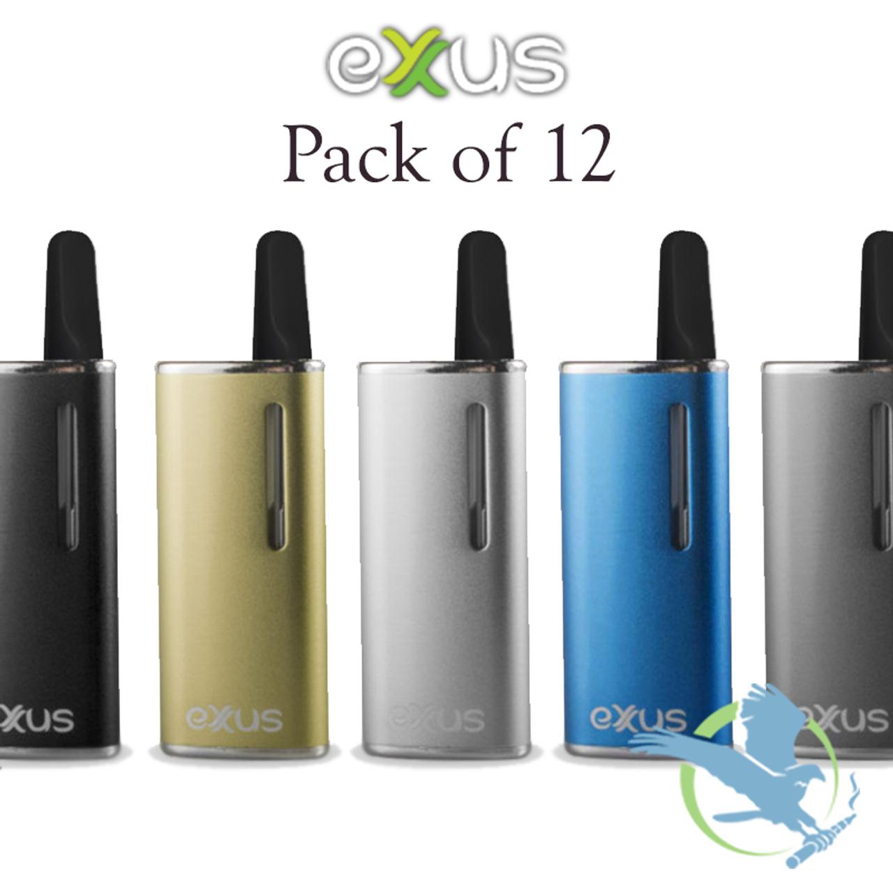 Exxus Snap Cartridge Vaporizer Pack of 12 *DROP SHIPS* (MSRP $30 00 Each)