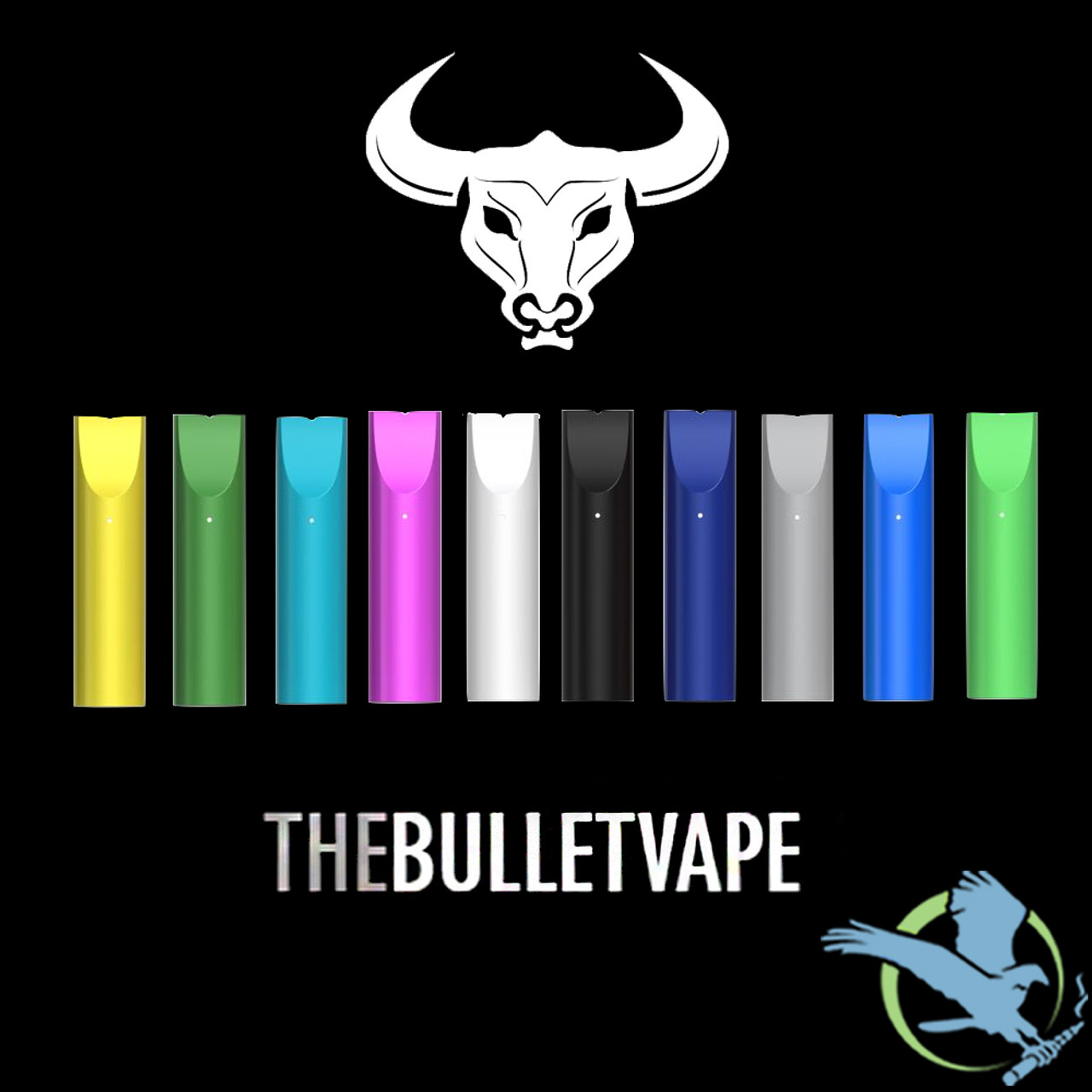 The Bullet Vape 420mAh Compatible Battery Mod (MSRP $15 00)