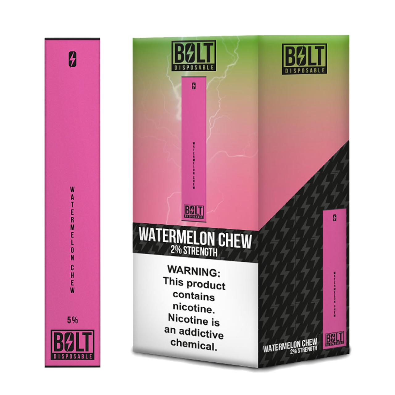 BOLT Disposable Stick Review