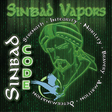 Code By Sinbad Vapors E-Liquid 120ML
