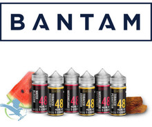 Bantam Vape Salt Nic 12 + 6 Bottle Introductory Starter Pack E-Liquid 30ML Each