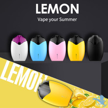Ald Amaze Lemon 520mAh Pod System Starter Kit With 3ML Refillable Pod