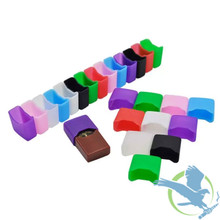 Disposable Dust Proof Compatible Silicone Covers - Pack of 100 - Assorted Colors