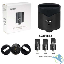 iJoy VPC Unipod Adapter 2 for Myle Juno and Kilo Pods