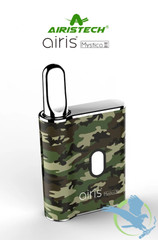 Airistech Airis Mystica II Variable Voltage Vaporizer Mod - Camouflage