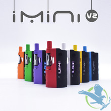 iMini V2 Pro Pre-Heat Variable Voltage 15W 500mAh Vaporizer