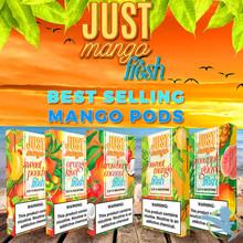 Just Mango Fresh Iced Series 1 2ML Disposable Pod Device