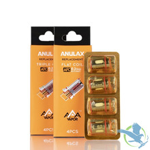 AAA Vapor Anulax Tank Replacement Coils - Pack of 4