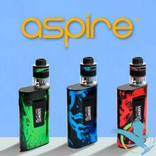 Aspire Typhon 100 Revvo 100W TC Starter Kit With 3.6ML Revvo Tank (MSRP $95.00)