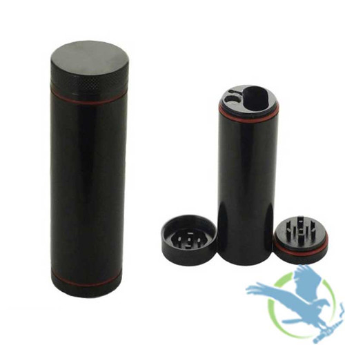 One Hitter With Tobacco Grinder [GR073]