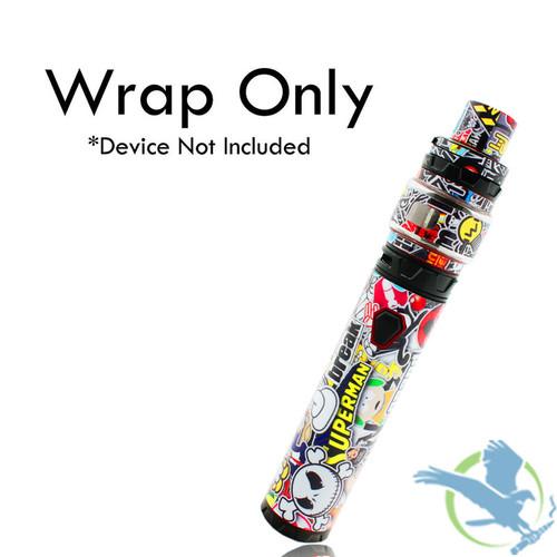 Vape Central Group Vinyl Wrap For SMOK Prince Stick