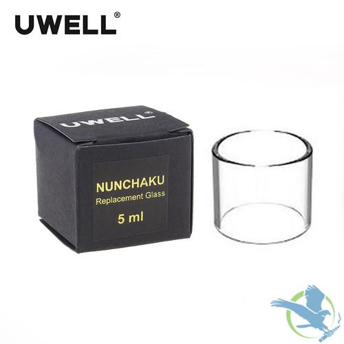 Uwell Nunchaku 5ML Replacement Pyrex Glass Tube - Single