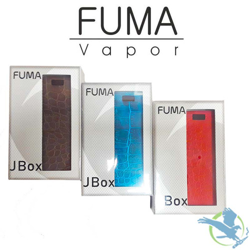 JBox By FUMA Portable Charger For Juul - 1200mAh (MSRP $30 00)