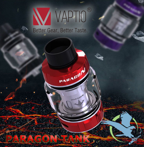 Vaptio Paragon 8.0ML 25MM Sub-Ohm Tank