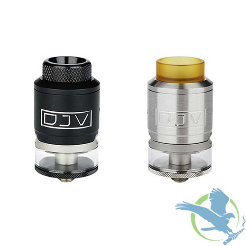 Dejavu RDTA 2ML Tank With Carrying Case - 25MM (MSRP $55 00)