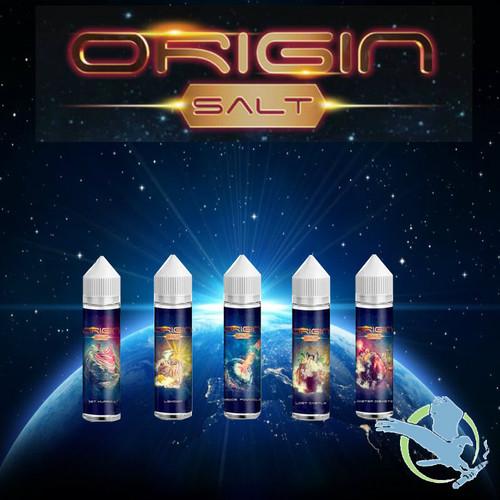 Origin Salt by bordO2 E-Liquid 30ML