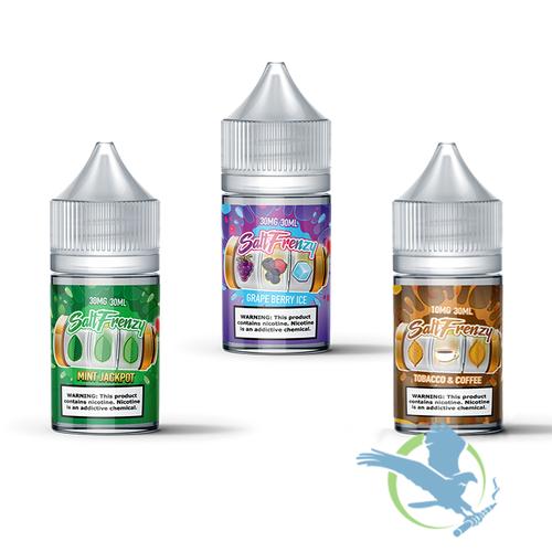 Salt Frenzy By Liquid EFX E-Liquid 30ML